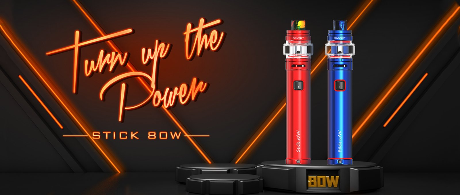 SMOK STICK 80W STARTER KIT REVIEW